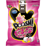 BALA CHICLE TUTTI FRUTTI POOSH 600G