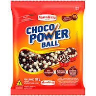 CEREAL MINI LEITE/BRANCO CHOCO POWER MAVALERIO 500G