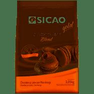 CHOCOLATE BLEND GOTAS SICAO GOLD 2,05KG
