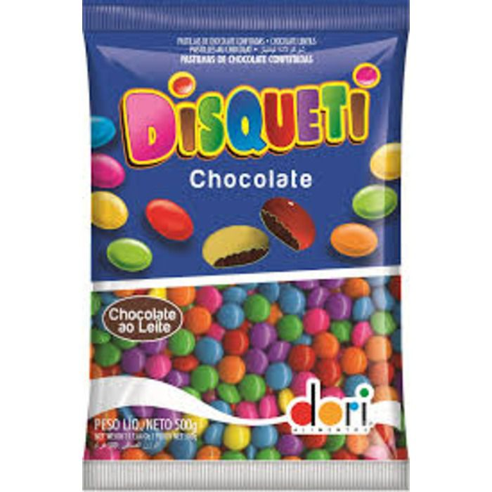DISQUETI CHOCOLATE DORI 500G