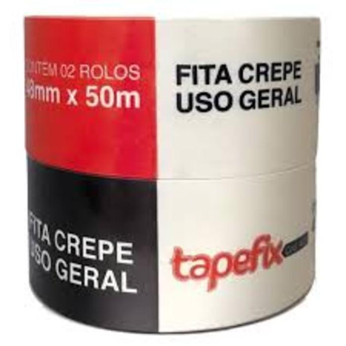 FITA CREPE USO GERAL 4,8CMX50M TAPEFIX 423 ADERE