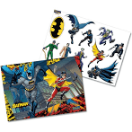 KIT DECORATIVO BATMAN QUADRINHOS FESTCOLOR