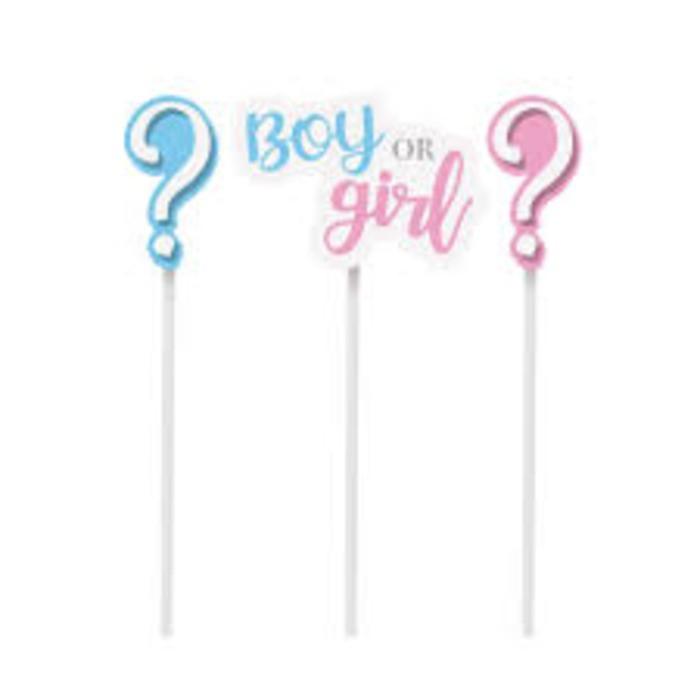 KIT TOPO DE BOLO BOY OR GIRL CROMUS