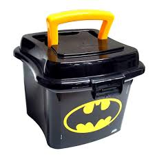MINI MALETA BATMAN PLASUTIL