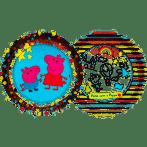 PRATO PEPPA PIG BABY REGINA FESTAS C/8