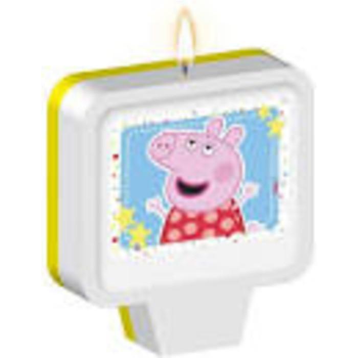 VELA PEPPA PIG BABY REGINA FESTAS