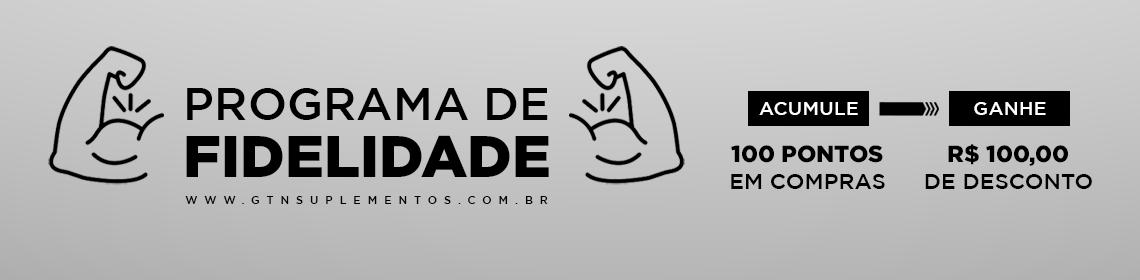 Programa de Fidelidade GTN - Família GTN : Junte 100 pontos e ganhe 100 reais de desconto!