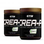 Crea-P Creatina 100% Creapure® - COMBO 2x210g