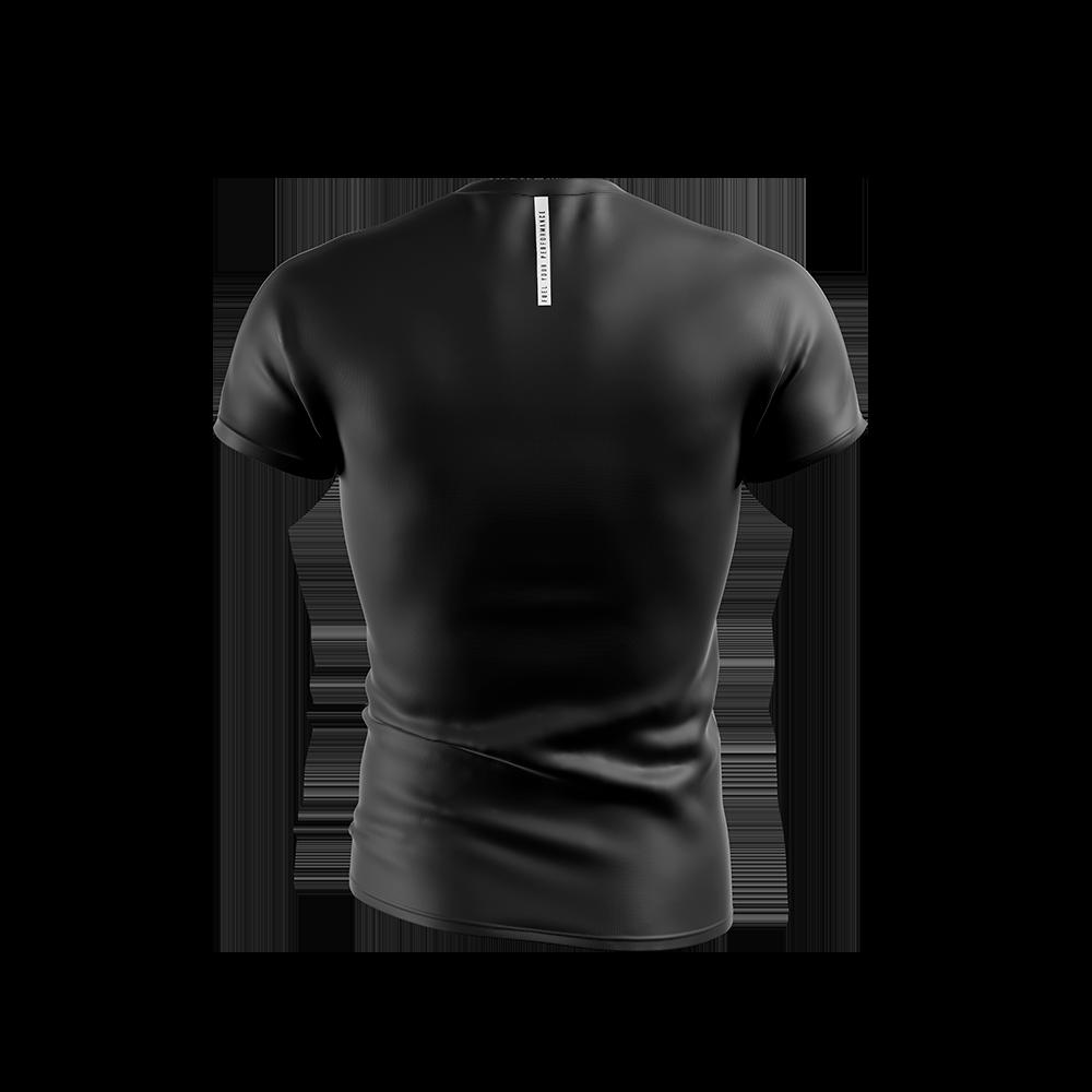 Camiseta Dry - Fit GTN® Preta