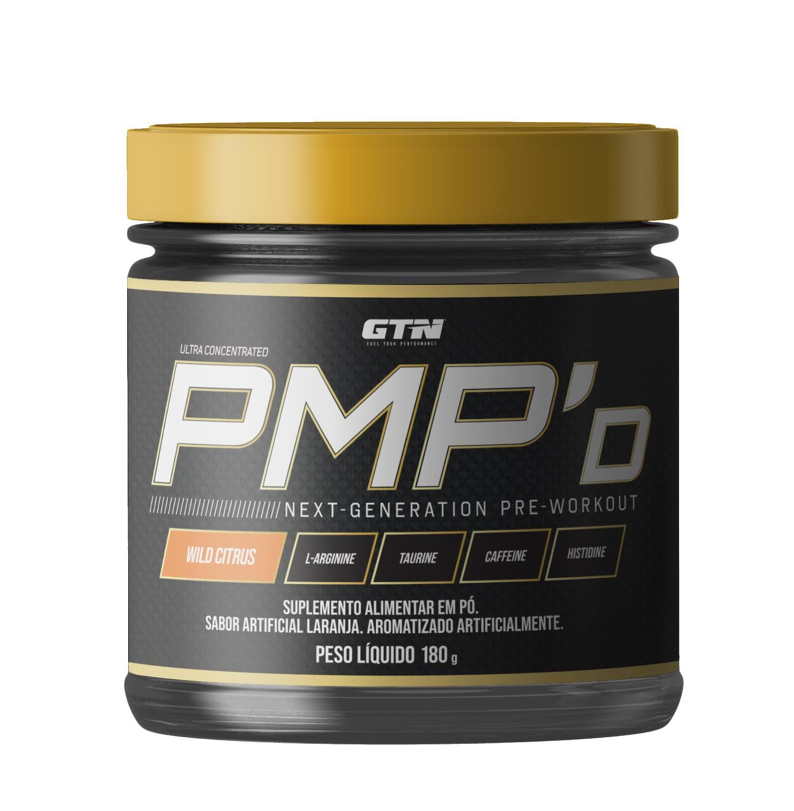 PMP'D