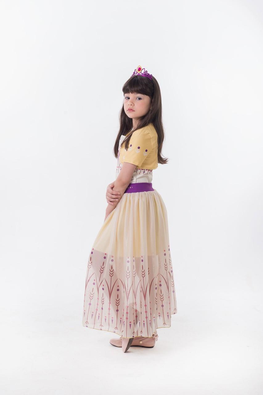 Fantasia Princesa Anna - Frozen  2