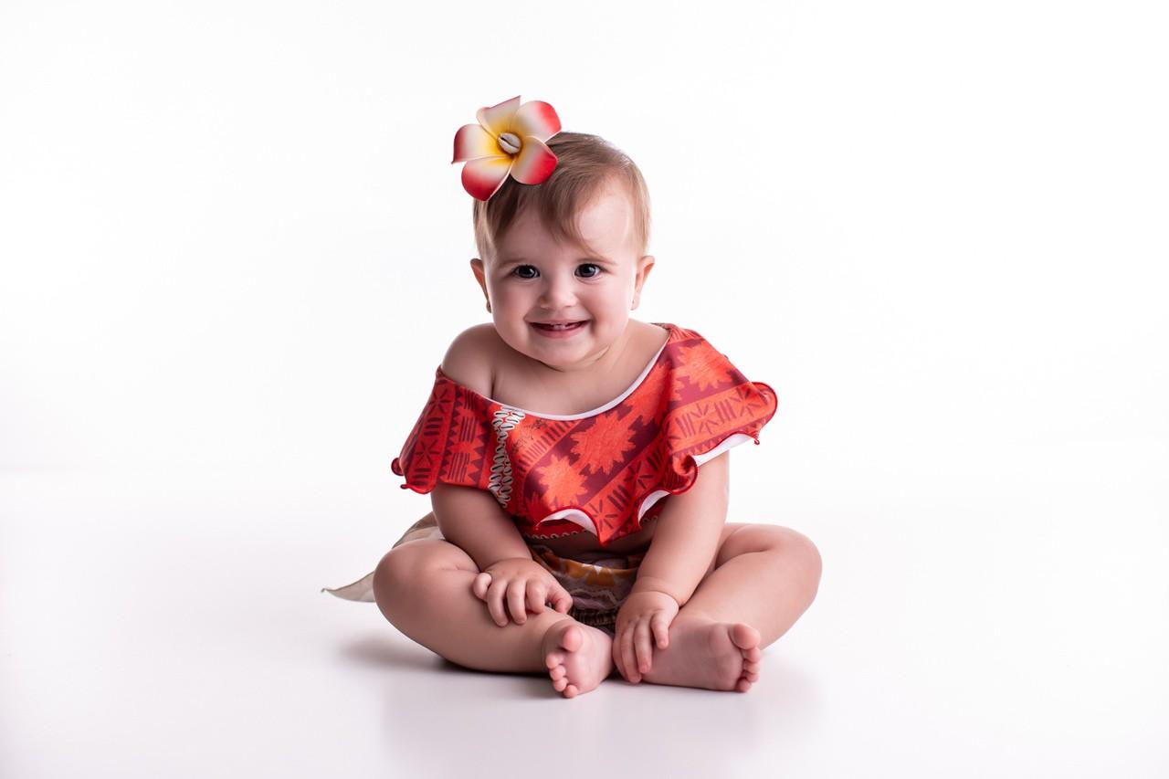 Fantasia Princesa Praiana baby