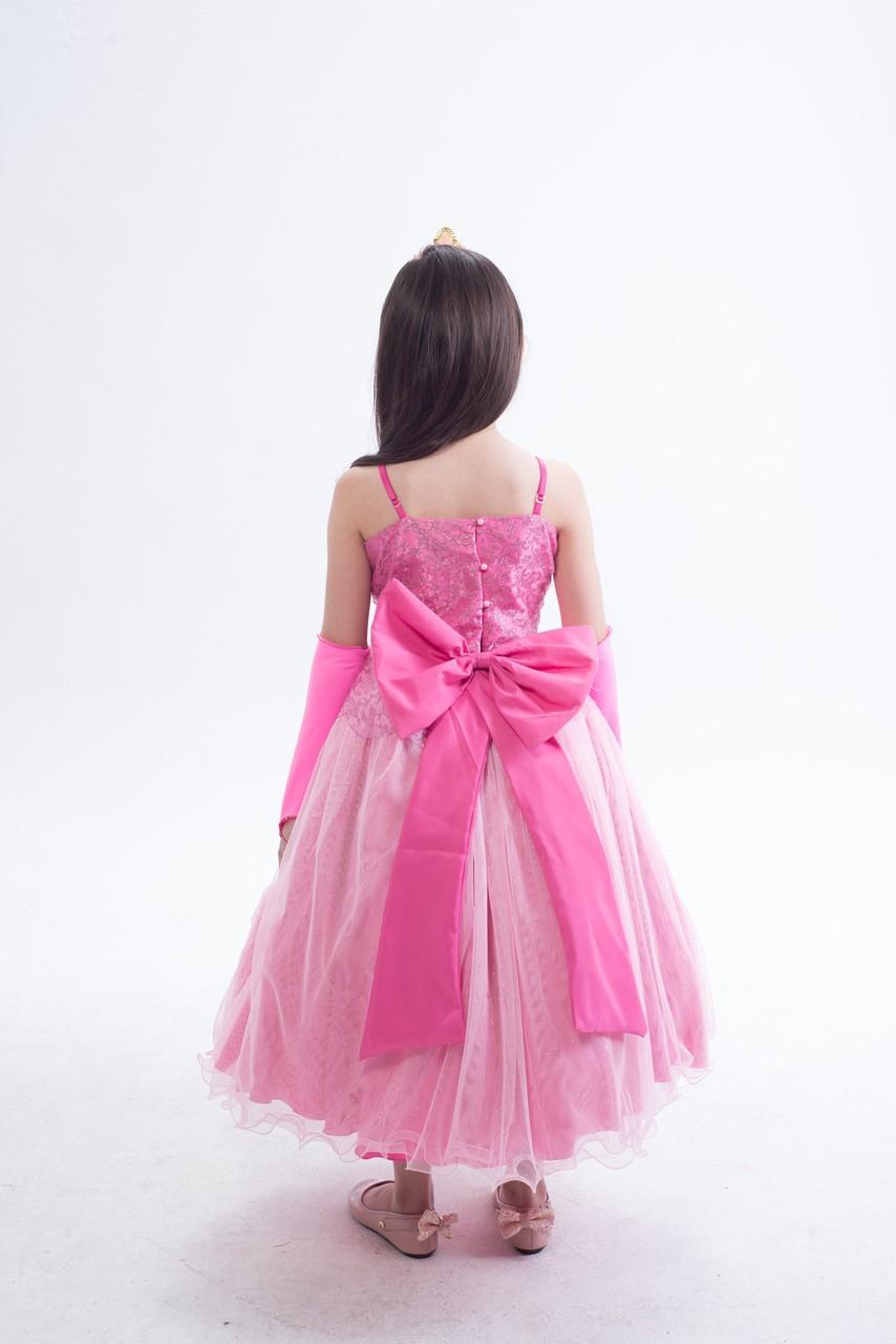 Fantasia Boneca Rosa