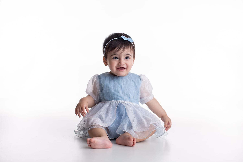 Fantasia Cinderela- Bebê