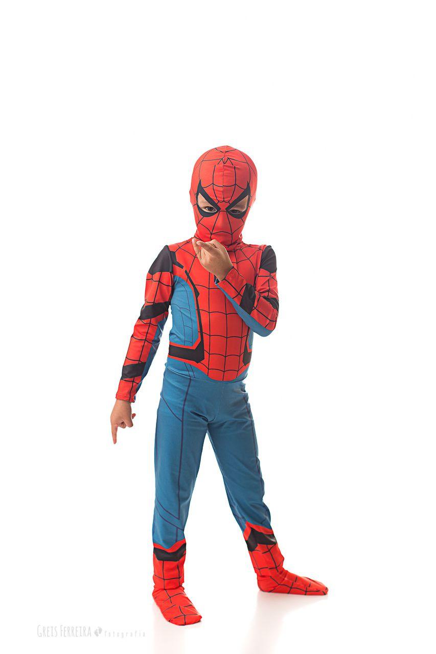 Fantasia Homem-Aranha