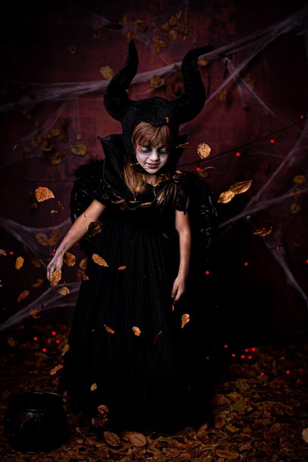 Fantasia Rainha Má Halloween