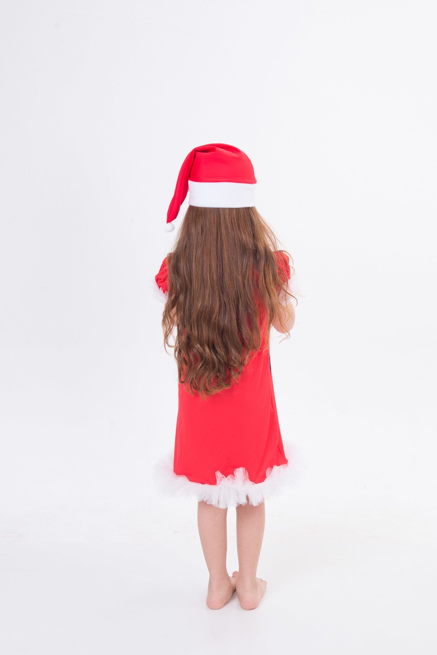 Fantasia Mamãe Noel Natal