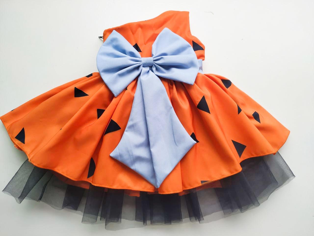 Fantasia Pedrita Vestido