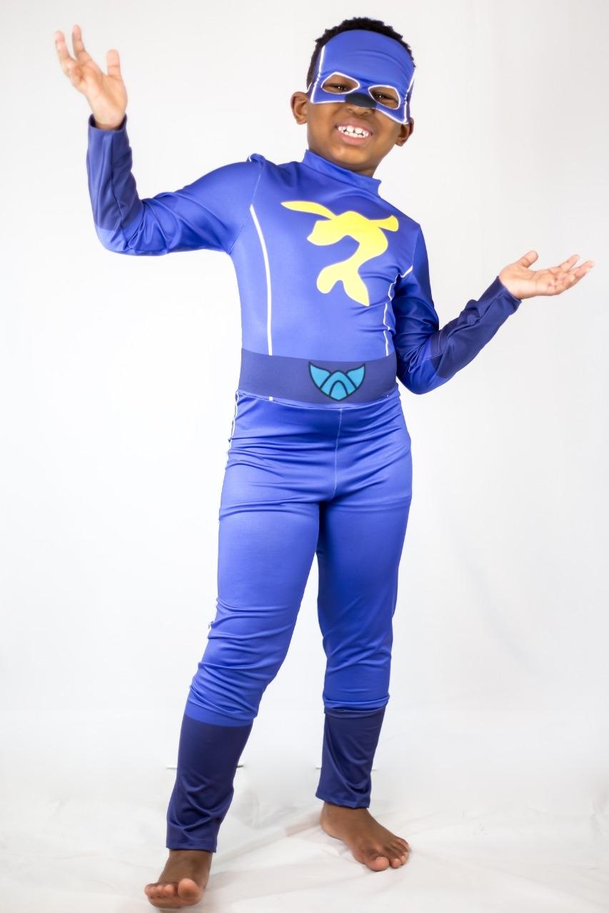 Fantasia Super Foca - Aventureiro