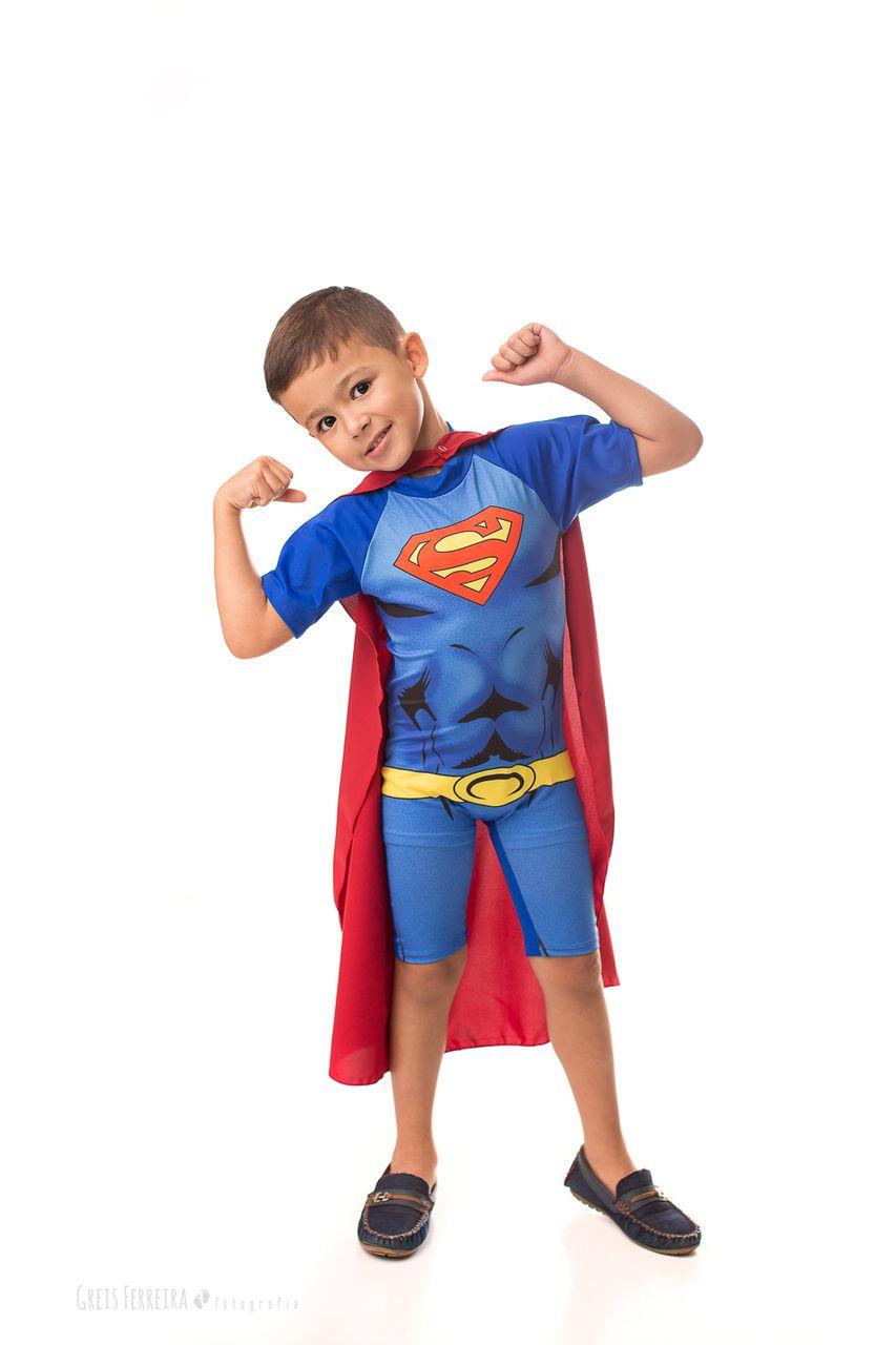 Fantasia Super Homem - (Superman)