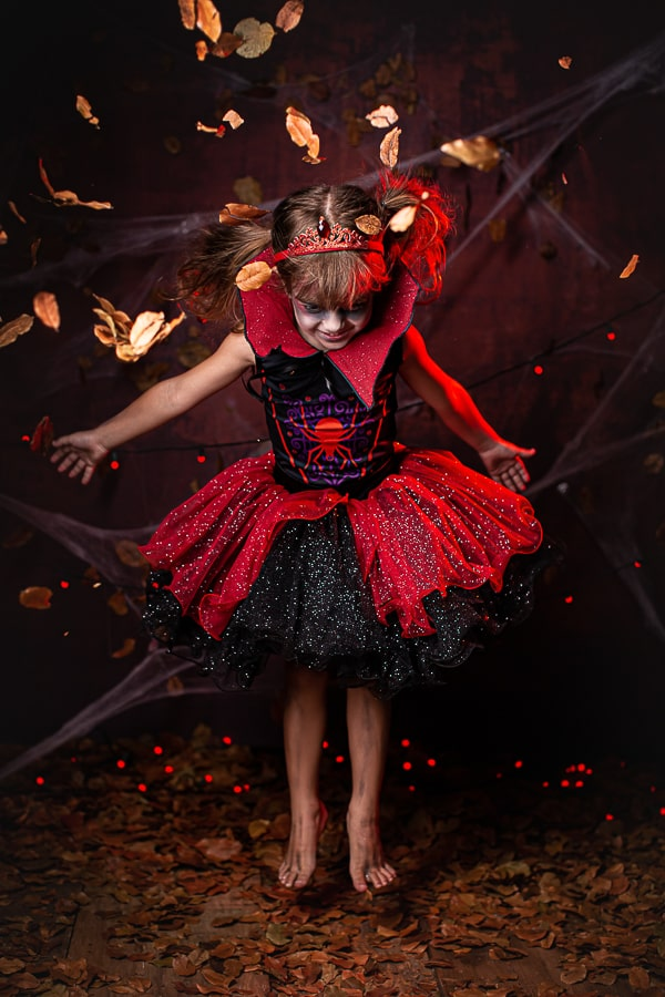 Fantasia Vampira Halloween