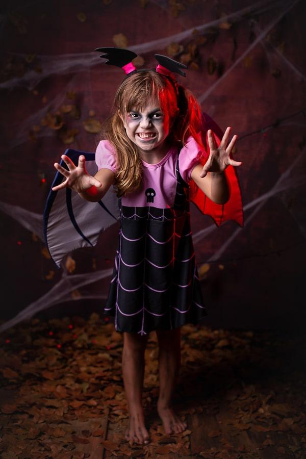 Fantasia Vampirina Halloween