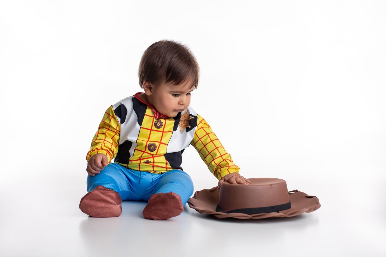 Fantasia Cowboy - Bebê