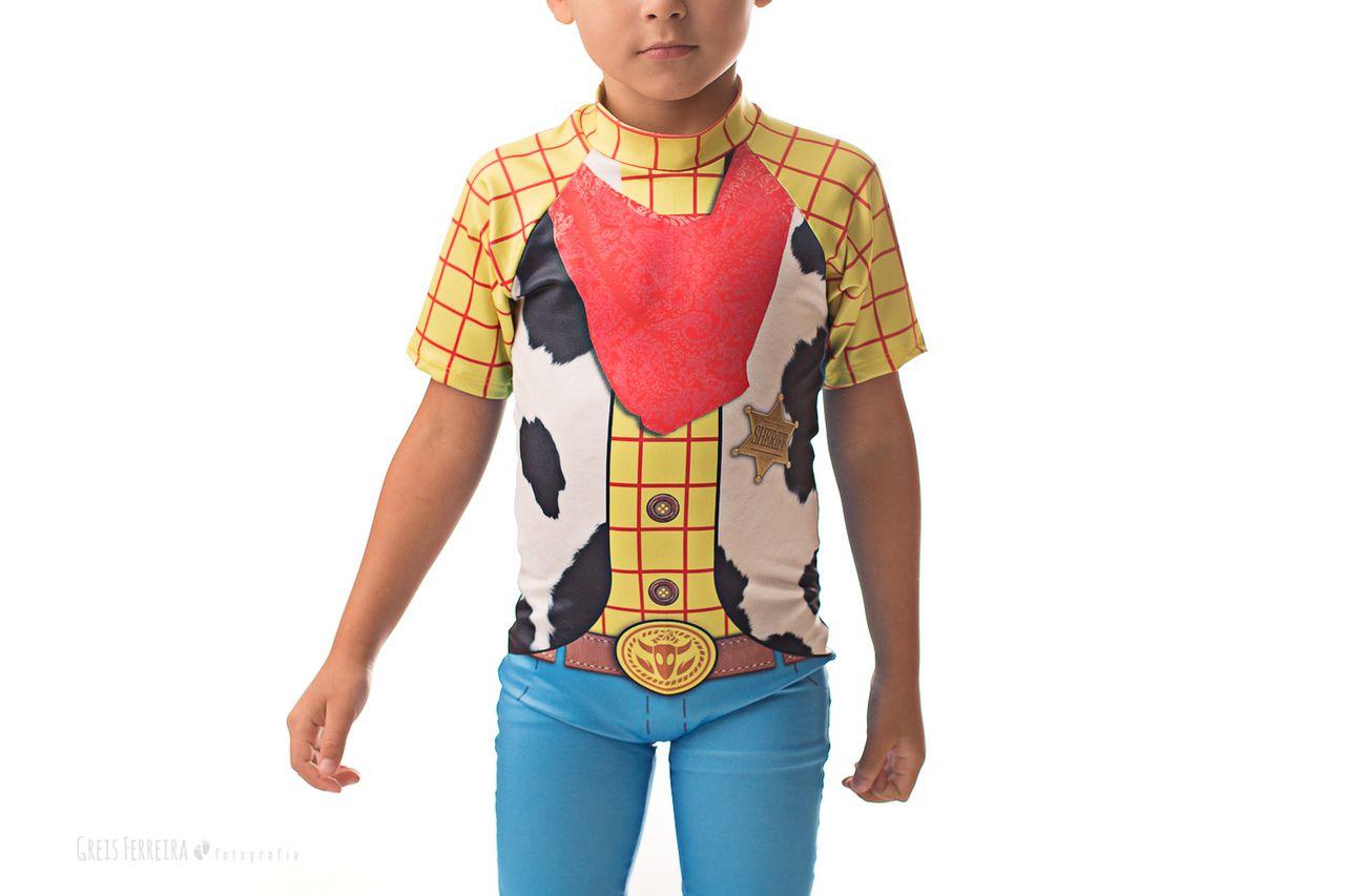 Fantasia Cowboy - Infantil