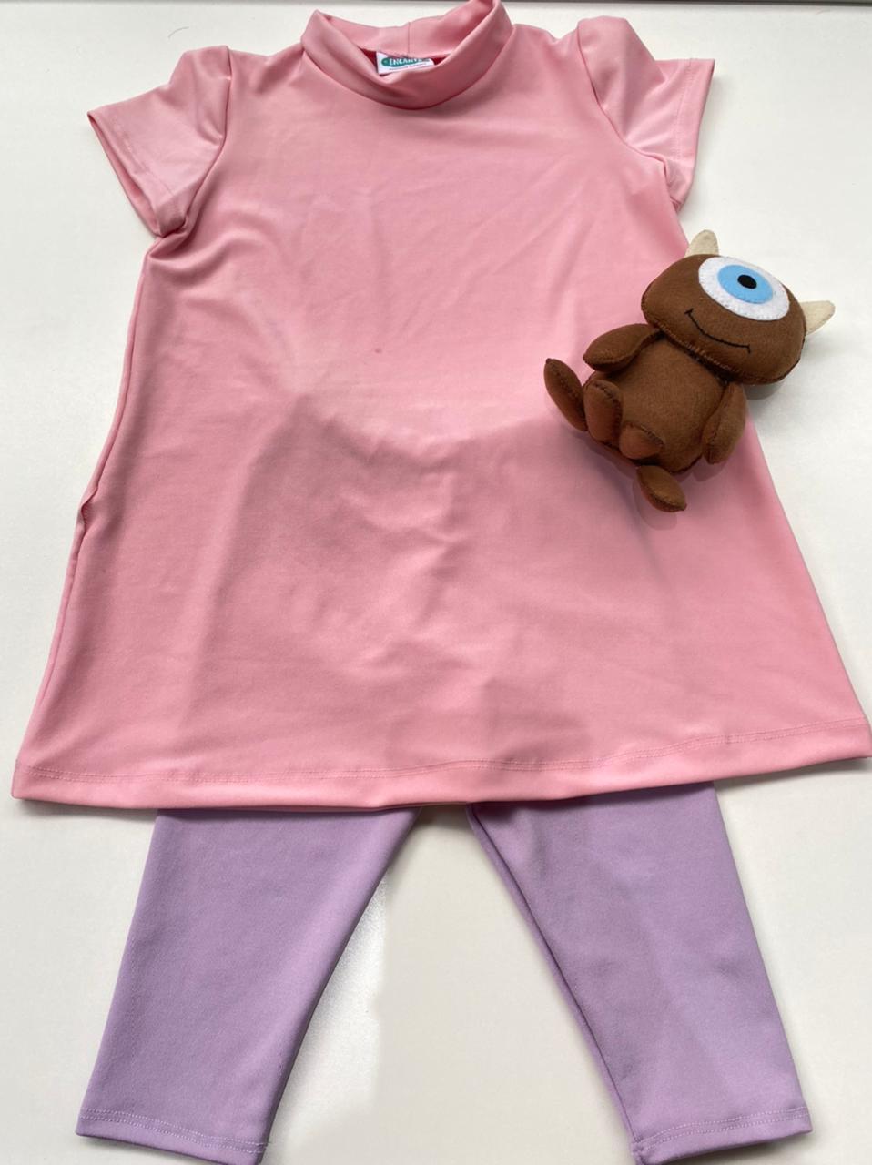 Pijama Boo - monstros s.a.