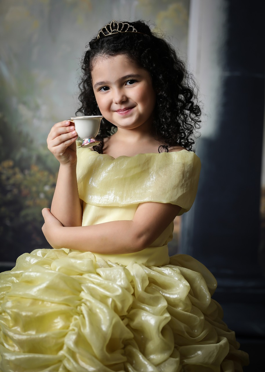 Vestido Bela - Frufru Luxo