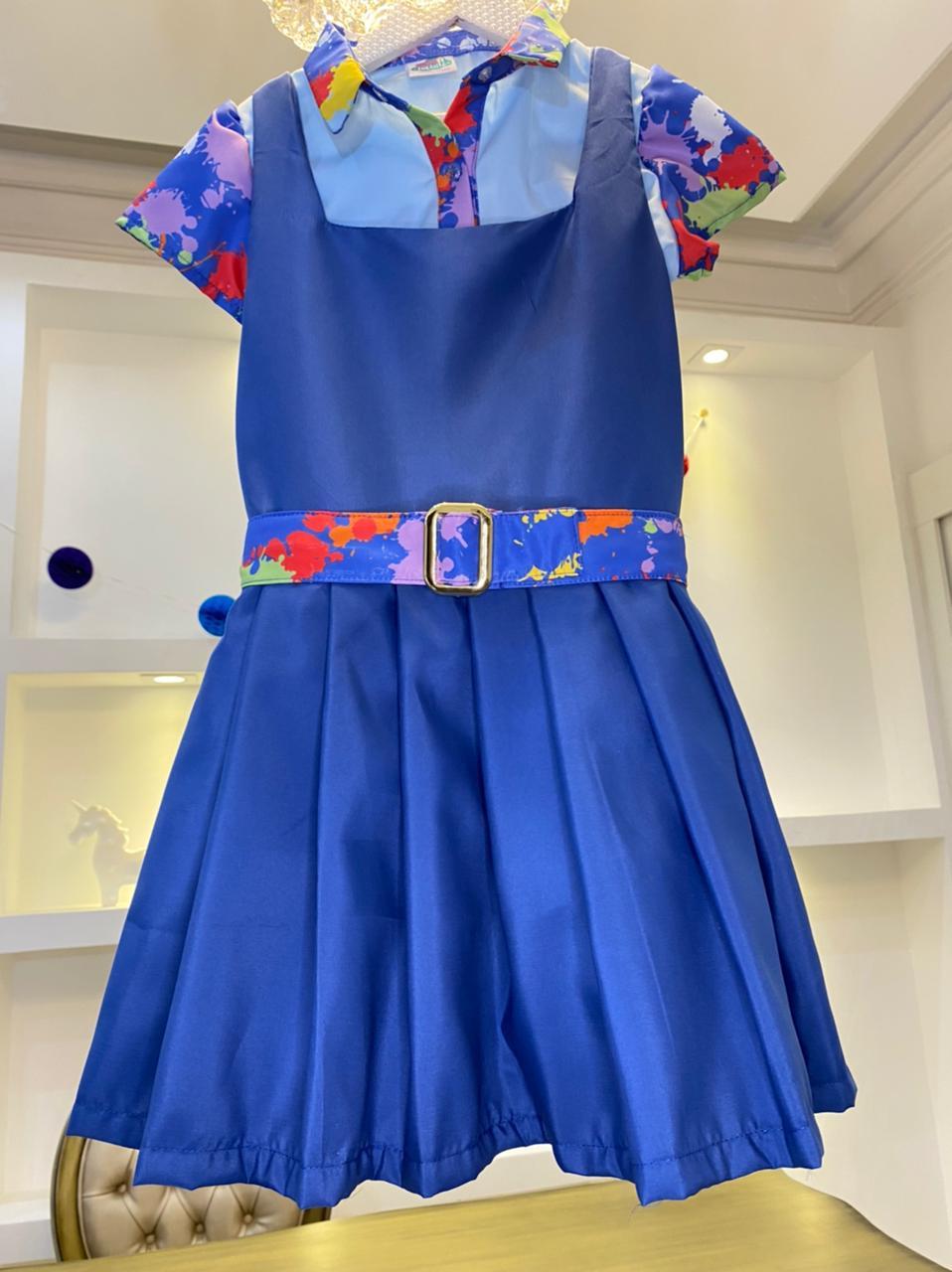 Vestido Chiquititas
