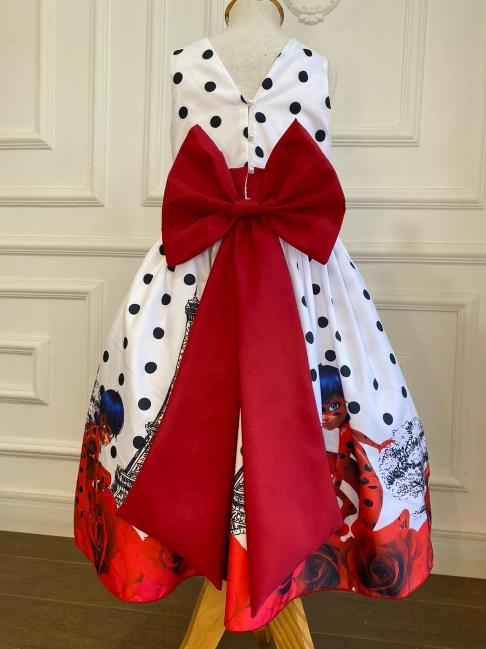 Vestido LadyBug  - Miracles