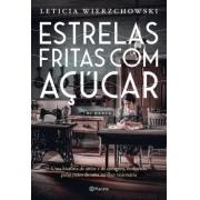 ESTRELAS FRITAS COM AÇUCAR
