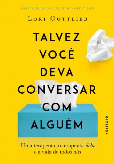 TALVEZ VOCÊ DEVA CONVERSAR COM ALGUÉM