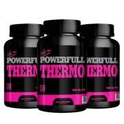 3x POWERFULL THERMO BY WOMAN - 120 CÁPSULAS - MEDIERVAS