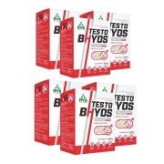 6x Testo Bhyos 60 cápsulas 400mg - RVS