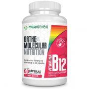 Vitamina B12-100% I.D.R-Orthomolecular 60 Vegancaps 9,94mcg
