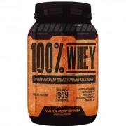 Whey Protein Concentrado Isolado 909g - 24g de Proteína - Maxx Performa