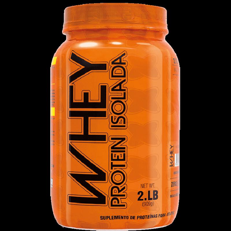Whey Protein Isolada 909g - Maxx Performa