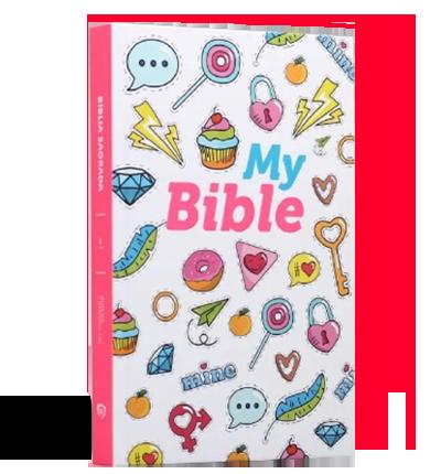 BIBLIA ACF MY BIBLE CAPA DURA