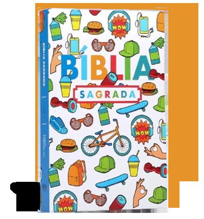 BIBLIA ACF TEENAGER CAPA DURA