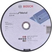 2 Discos de corte para metal 230mm grão 30 Bosch