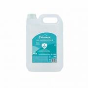 Álcool em Gel Antisséptico para Mãos 70% - 5 Litros - Edumax