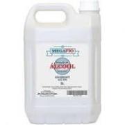 Álcool líquido 70º - Megafio - 5 litros