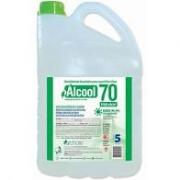 Álcool líquido Archote 70º - 5 litros