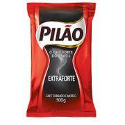 Café Pilão Torrado E Moído Extra Forte Almofada 500g