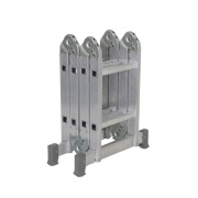 Escada Articulada De Alumínio 13X1 com 12 Degraus (4X3)