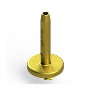 Esguicho Storz de Jato Sólido em Metal 13mm 1.1/2