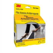Fita Antiderrapante Safety Walk Preta 50mm x 5m - 3M