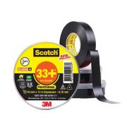 Fita Isolante Scotch 33+ 19mm x 20m - 3M